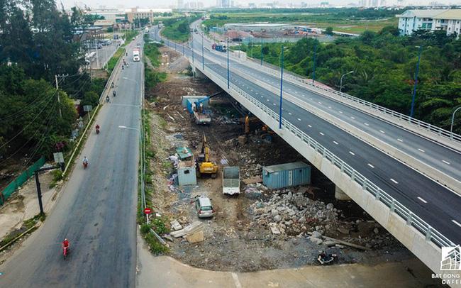 """Những dự án giao thông nghìn tỷ có thể làm """"dậy sóng"""" BĐS vùng ven Tp.HCM"""