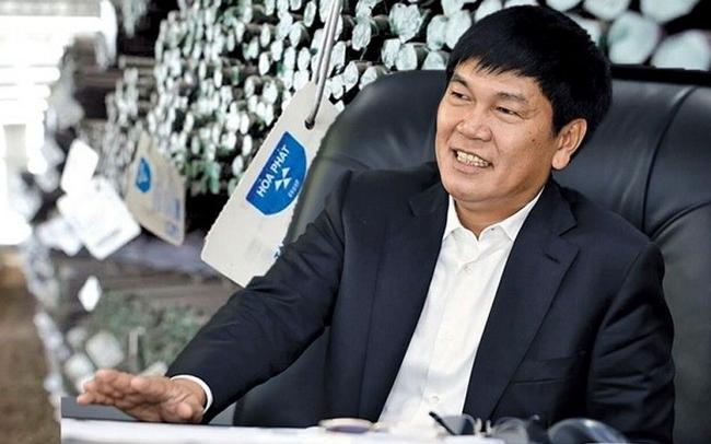 Hoà Phát (HPG): Chốt ngày lấy ý kiến cổ đông liên quan đến việc con trai Chủ tịch Trần Đình Long muốn mua thêm 5 triệu cổ phần