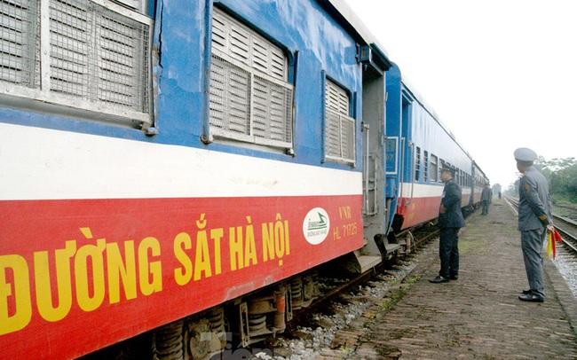 Đường sắt giảm nửa giá cước chở nông sản cho các tỉnh có dịch COVID-19