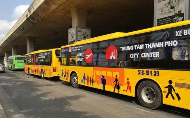 Bộ GTVT đề nghị chưa mở thêm 4 tuyến xe bus đến Cảng hàng không quốc tế Nội Bài