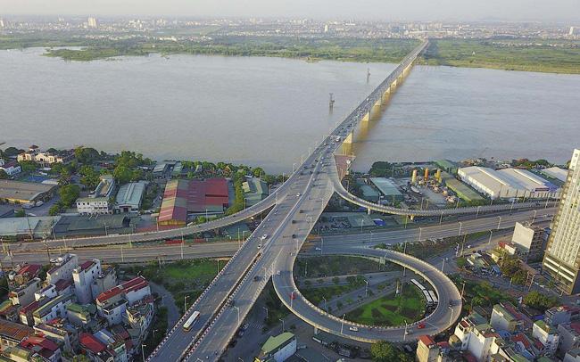 Chọn xong nhà thầu xây cầu chính Vĩnh Tuy giai đoạn 2