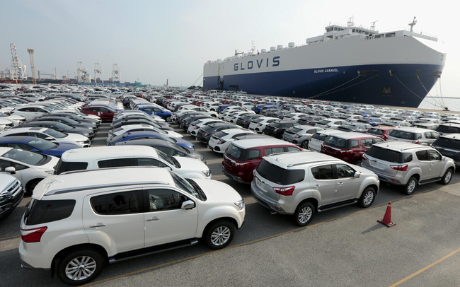 Vì sao Thái Lan lo ngại xuất khẩu ô tô sang Việt Nam sẽ 'tụt dốc' thời gian tới?