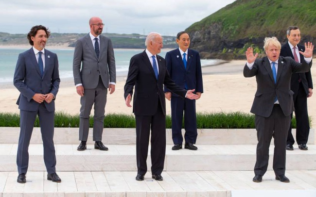 Sóng ngầm G7: Ngay cả khi không có ông Trump, Mỹ và đồng minh vẫn cứ căng thẳng
