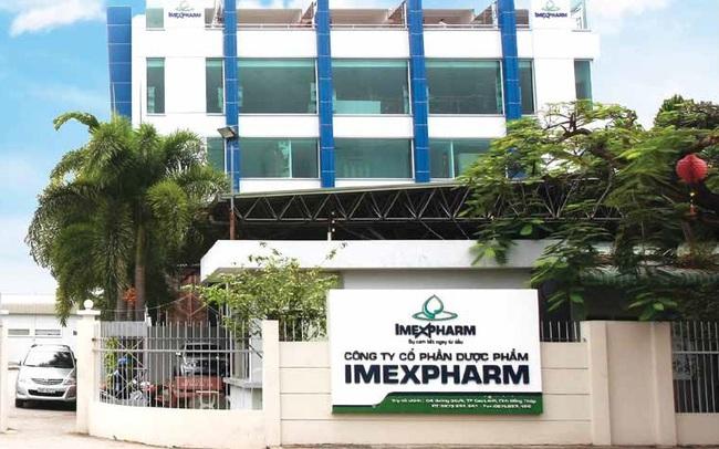 Dược phẩm Imexpharm (IMP): SK Investment đã mua 3,5 triệu cổ phần, nâng tổng sở hữu lên hơn 29% vốn