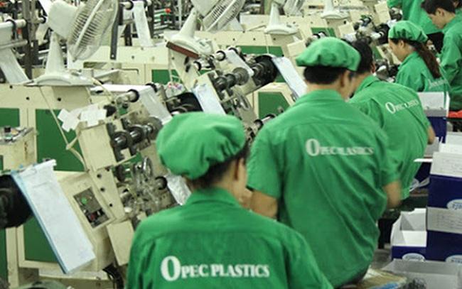 """Nhựa Opec: Quy mô lớn nhất ngành với doanh thu hơn 16.000 tỷ, gấp 3-4 lần Nhựa Bình Minh, Nhựa Tiền Phong nhưng lợi nhuận lại chỉ """"tượng trưng"""""""