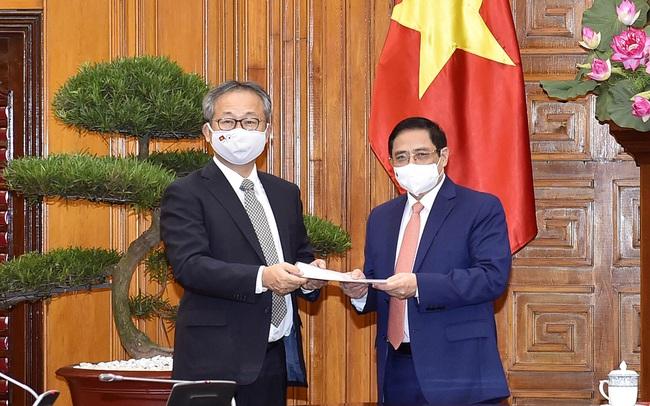 Lô 1 triệu liều vaccine Covid-19 mà Nhật Bản hỗ trợ sẽ đến Việt Nam vào ngày mai