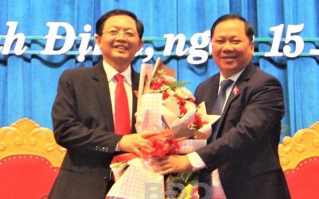 Bí thư Tỉnh ủy Bình Định Hồ Quốc Dũng tái đắc cử Chủ tịch HĐND tỉnh