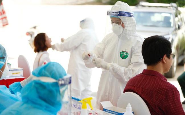 Trưa 16/6, Việt Nam có thêm 176 ca mắc COVID-19 tại 6 tỉnh, thành phố