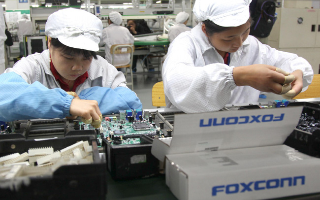 Vì sao Việt Nam thu hút các nhà sản xuất Đài Loan?