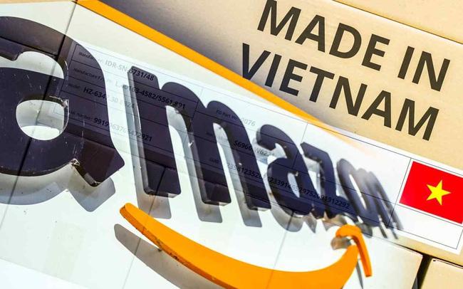 Nikkei Asia: Sau 1 năm Amazon 'bước chân' vào Việt Nam, lượng nhà bán hàng Việt vượt mốc doanh số 1 triệu USD tăng gấp 3 lần