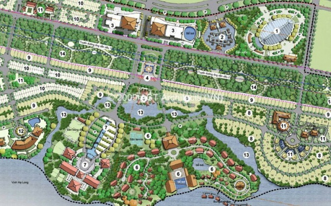 Dự án 274ha ở Quảng Ninh bị hủy bỏ quy hoạch