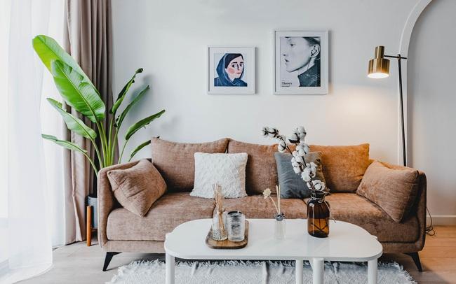 Căn hộ thiết kế theo phong cách minimal, ngập tràn ánh sáng tự nhiên: Nội thất mang hơi hướng tối giản, chi phí chỉ 200 triệu cũng đủ ưng ý khiến gia chủ dù đi đâu cũng muốn về nhà!
