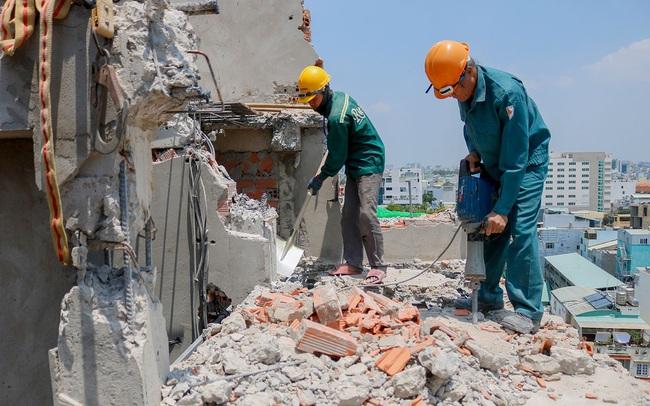 Tp.HCM phát hiện hàng trăm công trình vi phạm trật tự xây dựng trong 5 tháng đầu năm