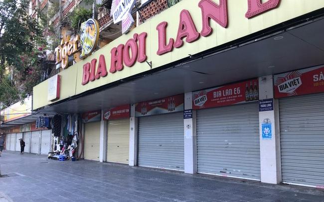 Quán ăn uống Hà Nội mong sớm được bán hàng bình thường trở lại