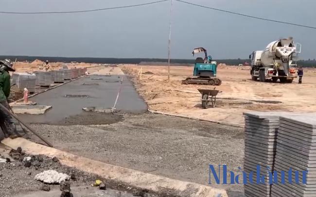 Loạt công trình hạ tầng xã hội Khu tái định cư dự án sân bay Long Thành đang thực hiện đến đâu?