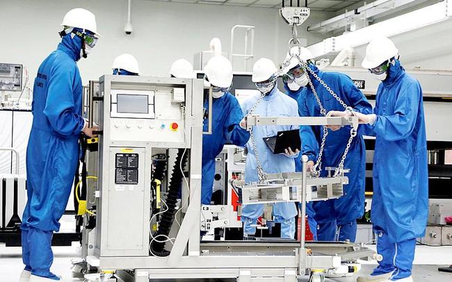 Các đại gia chip đang kiếm bộn nhờ nguồn cung khan hiếm