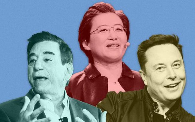 Các CEO Mỹ kiếm được bao nhiêu tiền trong năm 2020: Elon Musk đứng ở vị trí thấp nhất