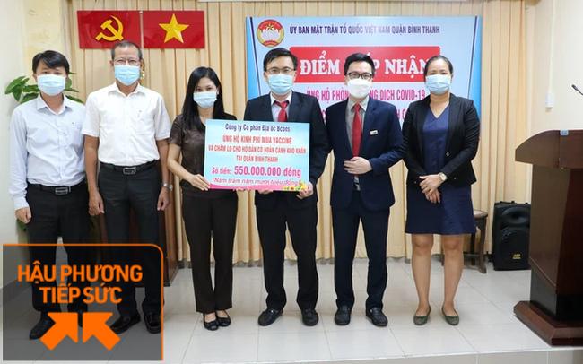 Hưng Thịnh, Kim Oanh, Vạn Phúc,...và loạt đại gia BĐS khác chung tay ủng hộ quỹ phòng chống Covid-19