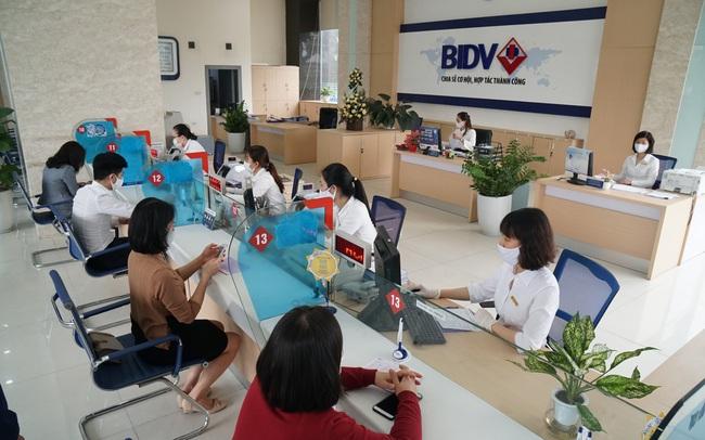 BIDV giảm lãi suất cho vay khách hàng cá nhân