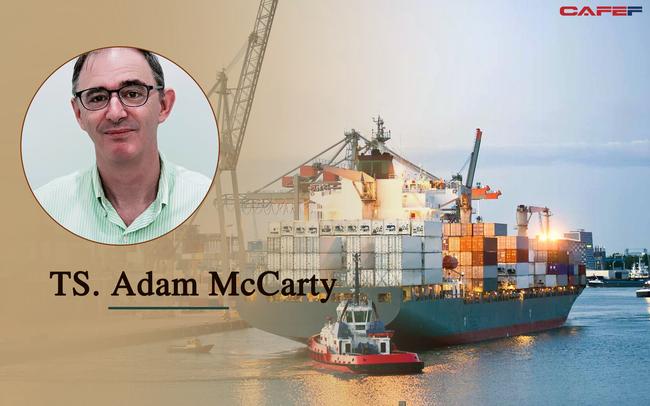 Kinh tế trưởng Mekong Economics: 'Chuỗi cung ứng sẽ không quay lại Trung Quốc chỉ vì một đợt bùng dịch Covid-19 ngắn hạn ở Việt Nam!'