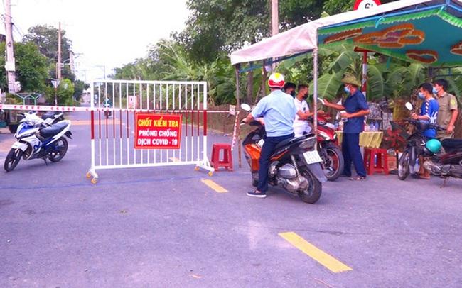 Bình Dương: Cách ly xã hội theo Chỉ thị 16 trên toàn thị xã Tân Uyên từ 0h ngày 21/6