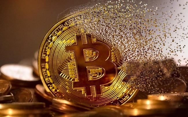Bitcoin lại rơi mạnh, thủng 33.500 USD