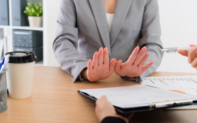Trong bán hàng, nếu sợ bị từ chối tức là bạn chọn sai nghề để kiếm tiền!