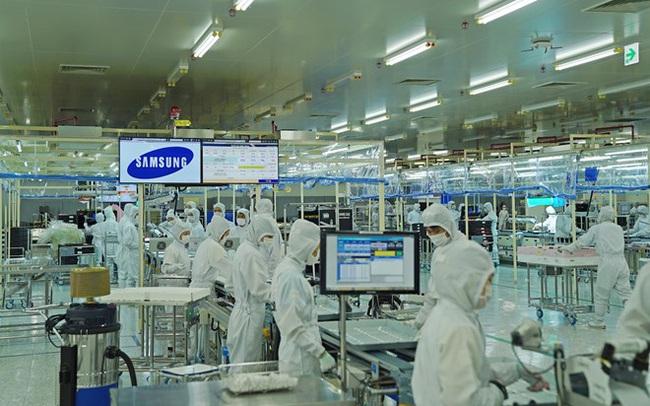 Lần đầu Trung Quốc vượt Hàn Quốc, là thị trường cung cấp linh kiện điện tử, máy tính lớn nhất cho Việt Nam
