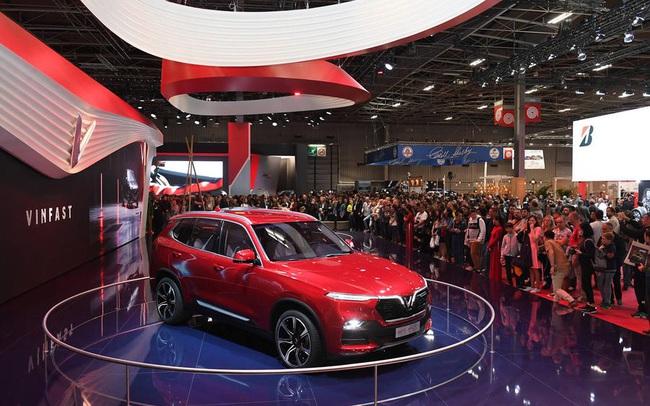 """Tạp chí ô tô lâu đời nhất thế giới: """"Tiến nhanh tại Việt Nam, VinFast đặt tham vọng lớn ở Mỹ, châu Âu"""""""