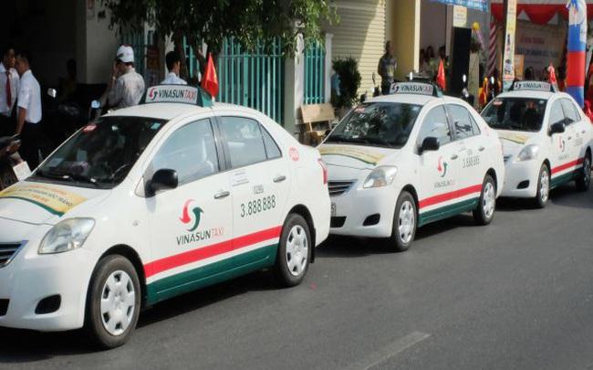 Vinasun thông báo tạm dừng dịch vụ taxi tại TP.HCM