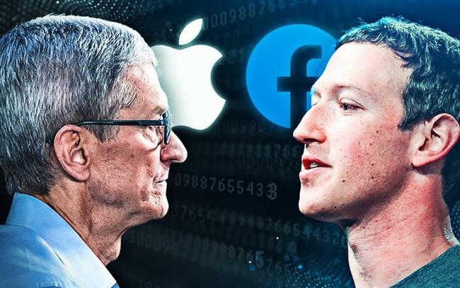 Chiếc email viết nhầm 'Facebook' thành 'Fecebook' của Steve Jobs và cuộc chiến thập kỷ giữa Apple và Facebook, căng thẳng tới mức Mark Zuckerberg ám chỉ Tim Cook là 'nực cười'