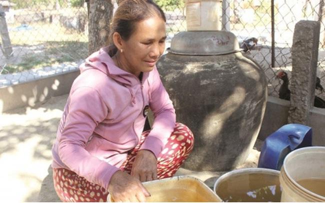 Công trình nước sạch tiền tỷ bị bỏ hoang, dân thiếu nước sinh hoạt