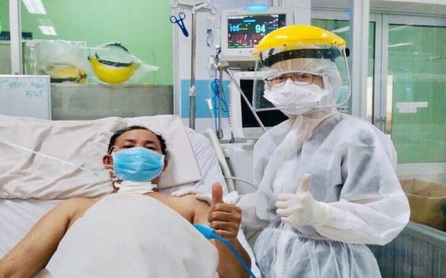 """Điều kỳ diệu: Thuỷ thủ mắc COVID-19 """"siêu nặng"""" ở Việt Nam đã hồi phục sau 21 ngày """"giằng co"""" với tử thần"""