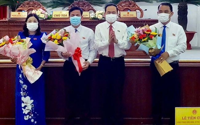 Ông Đồng Văn Thanh tái đắc cử Chủ tịch UBND tỉnh Hậu Giang