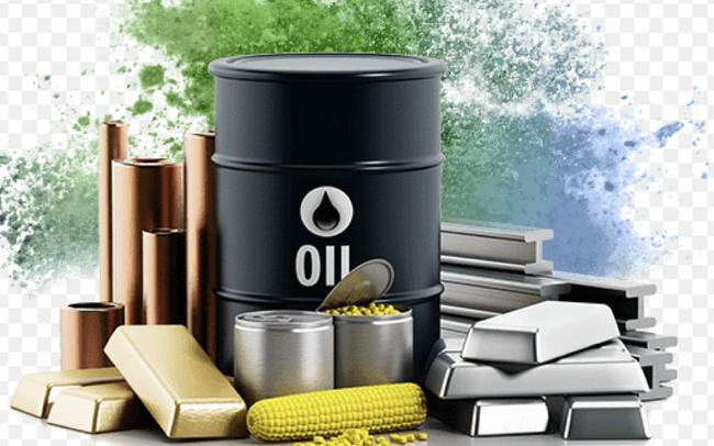 Thị trường ngày 23/6: Giá dầu, vàng, sắt thép, ngũ cốc cùng lao dốc