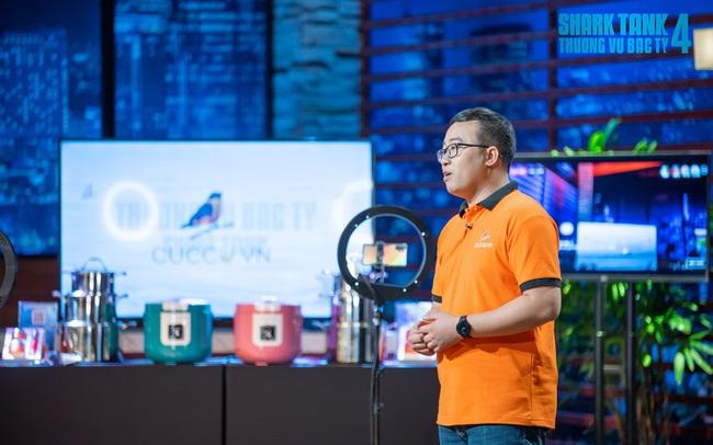 """Founder nền tảng bán hàng Cộng tác viên Cuccu.vn gọi vốn 3 tỷ từ Shark Liên: """"Chúng ta không dễ dàng bán mình nhưng nếu được giá chúng ta vẫn có thể bán"""""""