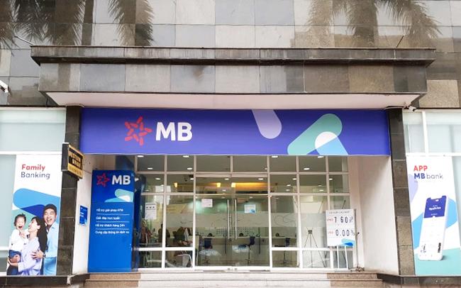 MB chuẩn bị chia cổ tức bằng cổ phiếu tỷ lệ 35%