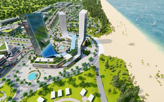 T&T Group khởi công xây dựng khu du lịch sinh thái biển với tổng mức đầu tư hơn 3.660 tỷ tại Thanh Hóa