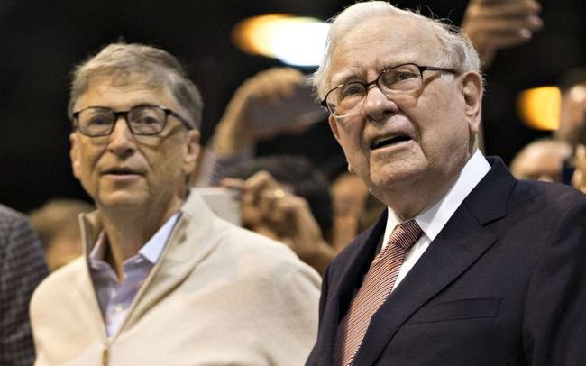Warren Buffett bất ngờ rút khỏi quỹ từ thiện của Bill Gates