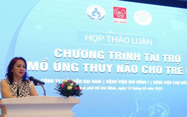 Quỹ từ thiện Hằng Hữu của vợ chồng bà Nguyễn Phương Hằng tạm ngừng tài trợ với 3 bệnh viện