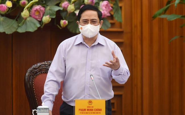 Thủ tướng: Tránh việc chờ đợi, lựa chọn vaccine, có loại nào phải dùng ngay loại đó