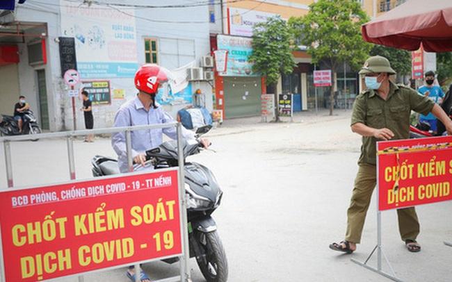 Hôm nay (24/6), gỡ bỏ giãn cách xã hội TP Bắc Giang
