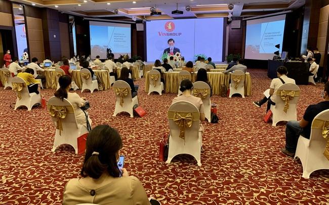 ĐHCĐ Vingroup: Sẽ không đầu tư dự án ở Vũng Tàu, phát triển thêm hàng loạt khu công nghiệp lớn