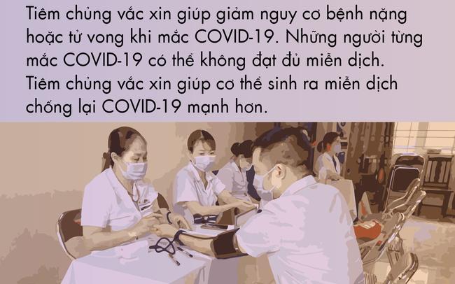 WHO giải mã những thắc mắc về vaccine COVID-19: Hãy tiêm phòng khi đến lượt