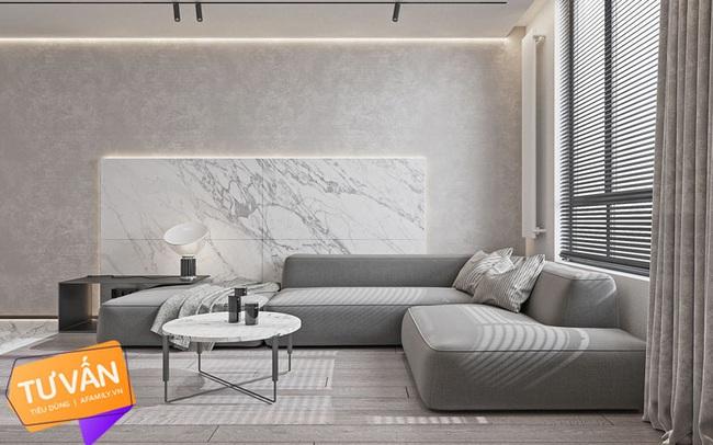 Kiến trúc sư tư vấn thiết kế nhà cấp 4 rộng 50m² cho 3 người, chi phí tiết kiệm chỉ 114 triệu đồng
