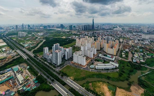 Đề xuất 1.300 tỉ bồi thường, tái định cư Khu đô thị Thủ Thiêm, Tp.Thủ Đức