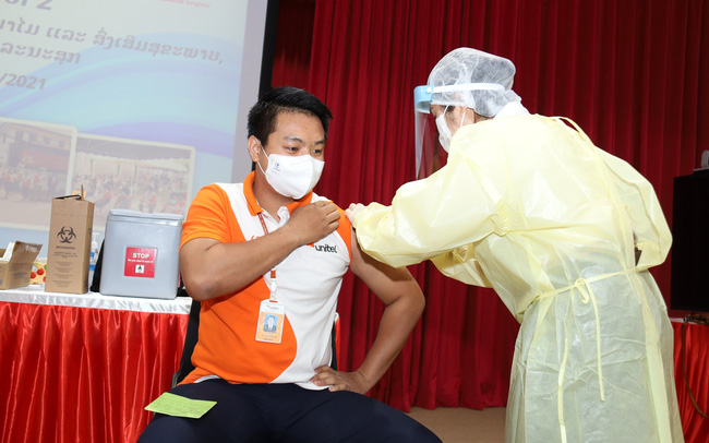 Viettel Global triển khai tiêm vắc xin Covid-19 cho nhân viên ở các thị trường nước ngoài
