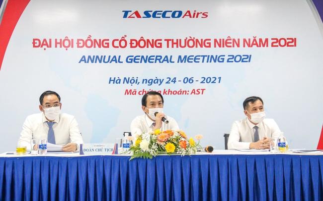 """ĐHCĐ Taseco Airs: Kỳ vọng hàng không bùng nổ sau thời gian bị """"nén"""""""