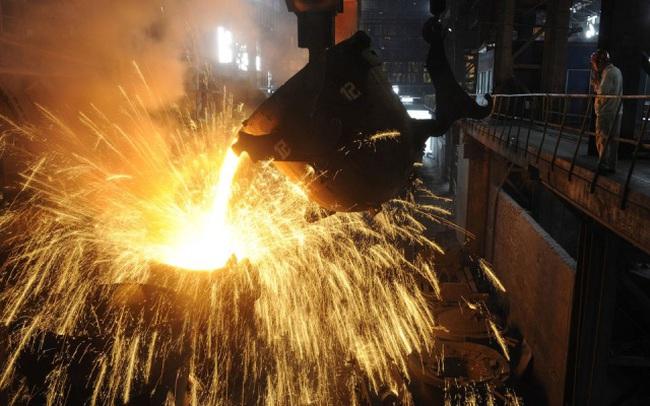 Thép, quặng sắt, than đồng loạt tăng giá