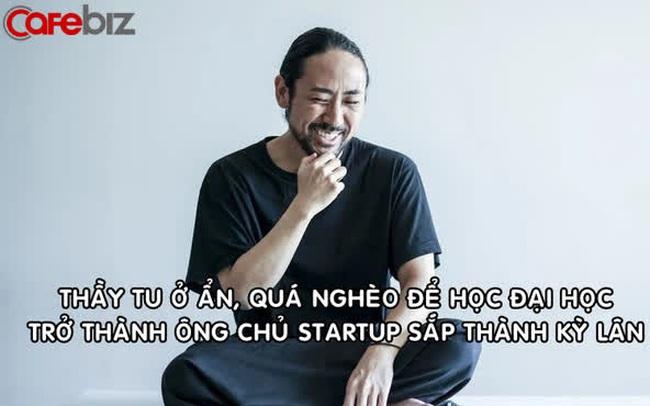 Thầy tu ở ẩn, từng bị bắt nạt ngày bé thành ông chủ startup gọi vốn cộng đồng lớn nhất Nhật Bản, có thể được định giá 1,8 tỷ USD